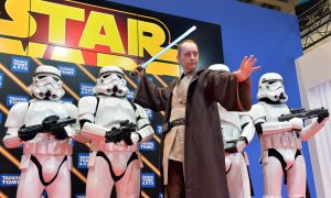 The 'Star Wars' Franchise and Consumer Sovereignty