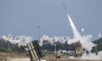 Hamas Launches More Rockets Into Israel, Israel Fighter Jets Return Fire on Terror Targets