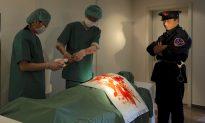Ending Organ Tourism to China