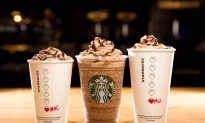 Starbucks Introduces Three New Drinks for Valentine's Day