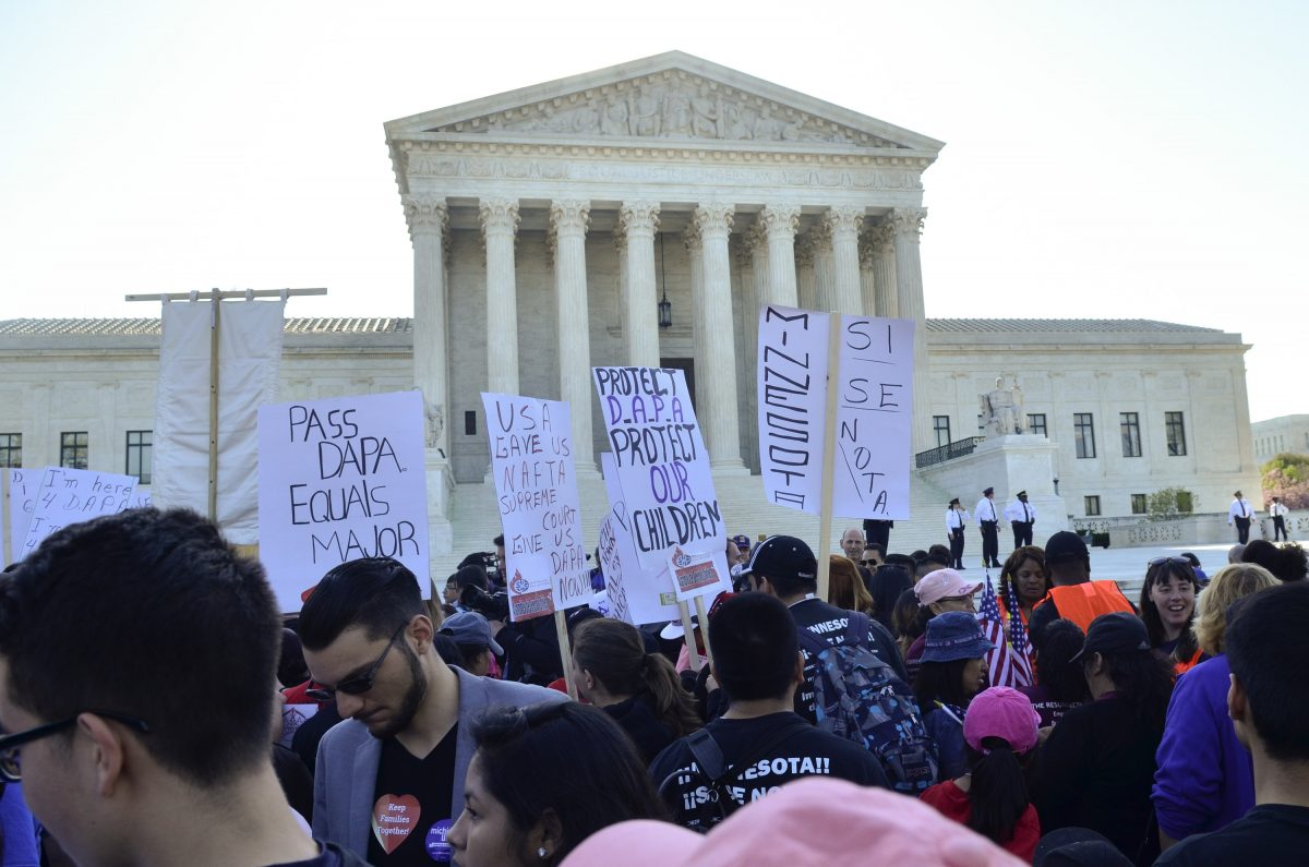 a review of an immigration case at the us supreme court