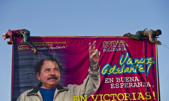 The Life and Crimes of Daniel Ortega