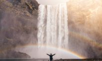 The Spring and Rainbow Connection According to Chinese Medicine