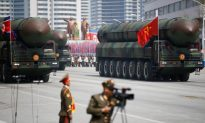 New 'Great Game' in Play on the Korean Peninsula