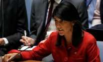 Haley Slams Russia for Violating North Korea Sanctions
