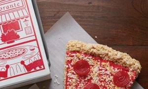Is There Anything You Can't Make out of Crispy Rice Treats?