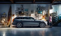 Volvo V90 Cross Country and Volvo V90: A Wagon For the Ages in Either Configuration