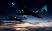 Two NASA Jet Planes Will Follow the Total Solar Eclipse