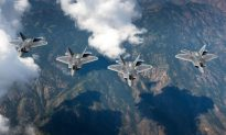American Fighter Jets 'Head-Butt' Russian Planes Over Syria: Reports
