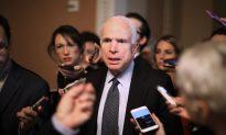 Sen. McCain Gives Senate a Green Light on Tax Bill