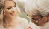 Tears Flow as Bride Surprises Grandmother With Secret Wedding Dress