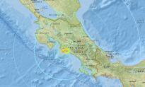 Quake in Costa Rica, No Reports of Major Damage