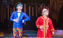 Theater Review: The Big Apple Circus