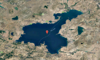 3,000-Year-Old Castle Found at Bottom of Turkish Lake