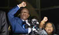 Mnangagwa, the 'Crocodile,' Sworn in as Zimbabwe President