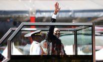 Kenya President Sworn-In as Police Block Rival Opposition Meeting