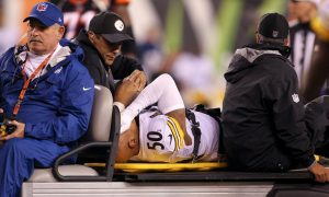 Steelers' Ryan Shazier to Stay in Hospital a Second Night After Scary Injury