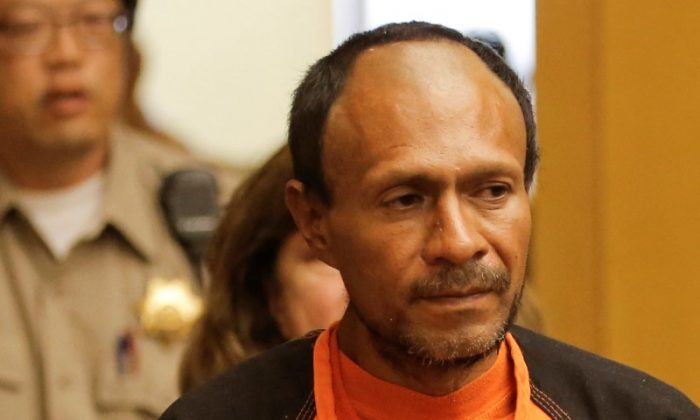 DOJ slaps Kate Steinle's illegal alien killer with more charges