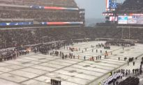 Army-Navy Game Rendition of National Anthem Goes Viral
