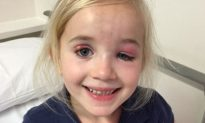 Girl Survives Extremely Rare Eye Tumor. But Doctors Thought It Was Something Else