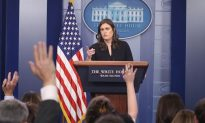 'Piegate' Ends as Sanders Delivers White House Reporters her Pecan Pies