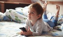 Screen Time May Alter the Way Preschoolers Nap