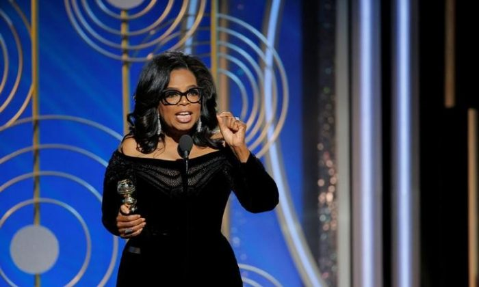 Oprah Winfrey 'not interested' in running for United States president