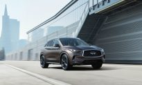 Infiniti: A Bold Move—Continuing Their Theme of Innovation