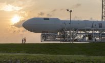 Where Is the $1 Billion Secret Satellite?