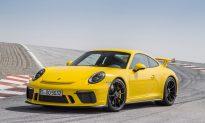 New to Canada Yet no Stranger to Porsche