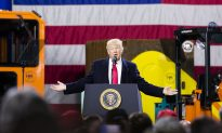 Trump Visits Pittsburgh to Promote Tax Cuts