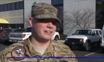 Moving Moment as Michigan Soldier Surprises His Parents After Year Overseas