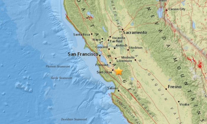 Magnitude 5.8 quake strikes off Humboldt County coast; no aftershock, seismologist says