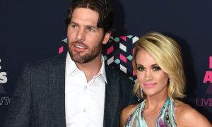 Carrie Underwood Shares Adorable Workout Photos With Son Isaiah