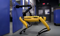 Boston Dynamics Reveals Robodog That Can Open Doors