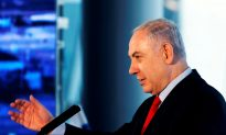 Israel's Netanyahu Could Act Against Iran's 'Empire' If Needed