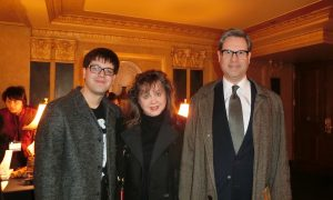 Family in Awe of Talent of Shen Yun Performers