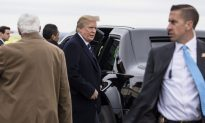 Trump Motorcade Driver Detained After Gun Discovered
