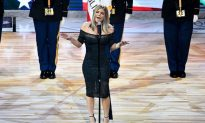 Fergie Breaks Silence Over Controversial Rendition of National Anthem