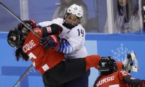 Canadian Olympian Apologizes for Yanking Off Silver Medal After Shocking Loss