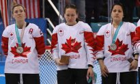 After Losing to Team USA, Canadian Hockey Player Refuses to Wear Silver Medal