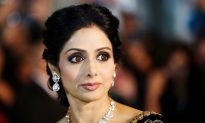 India's Bollywood Legend Sridevi Dies at 54 of Cardiac Arrest