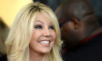 Heather Locklear Arrested for Alleged Domestic Violence, Attacking Police Officers