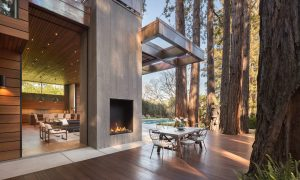Ever wanted to live among the Redwoods in California? Here's how it looks like for $12.5 million