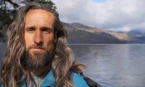 Man walked 2,000 miles across country to hear others' stories—what they told him was more than expected