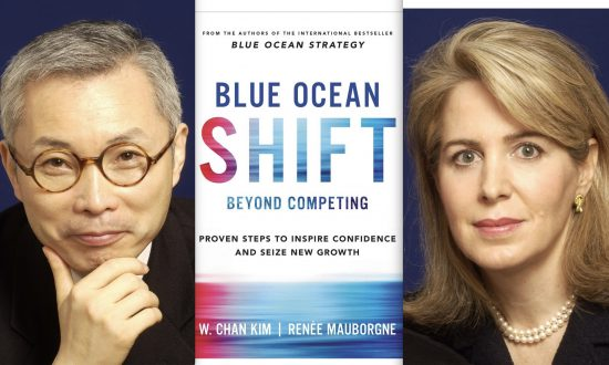Book Review: 'Blue Ocean Shift: Beyond Competing' by W. Chan Kim and Renée Mauborgne