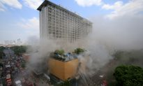 Death Toll in Philippine Hotel Fire Rises to Five