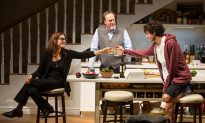 Theater Review: 'Admissions'