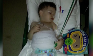 Mother's ex-boyfriend does unthinkable to son—but that's not the end for 2-year-old