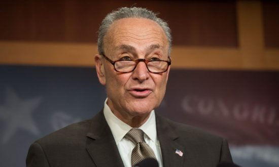 Schumer: 'President Trump is Exactly Right'